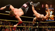 Sami Zayn vs. Cesaro (Match of the Year, 2014)